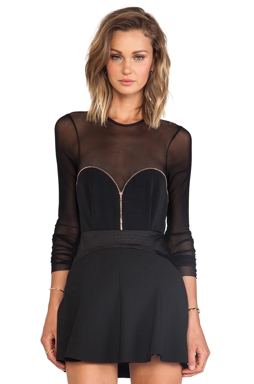 Argon Long Sleeve Bodysuit