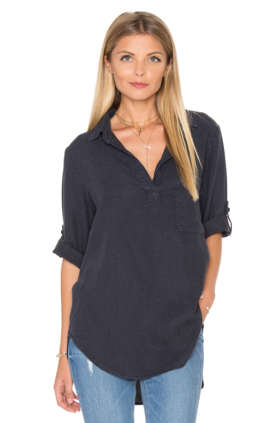 Pullover Tunic