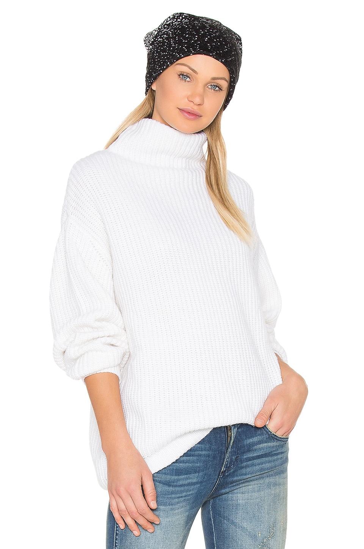 Oversize Turtleneck Sweater