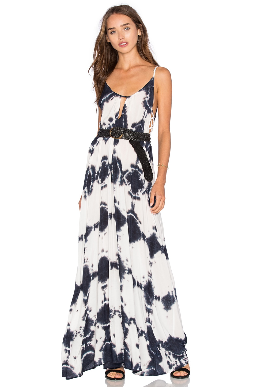 Desert Night Maxi Dress