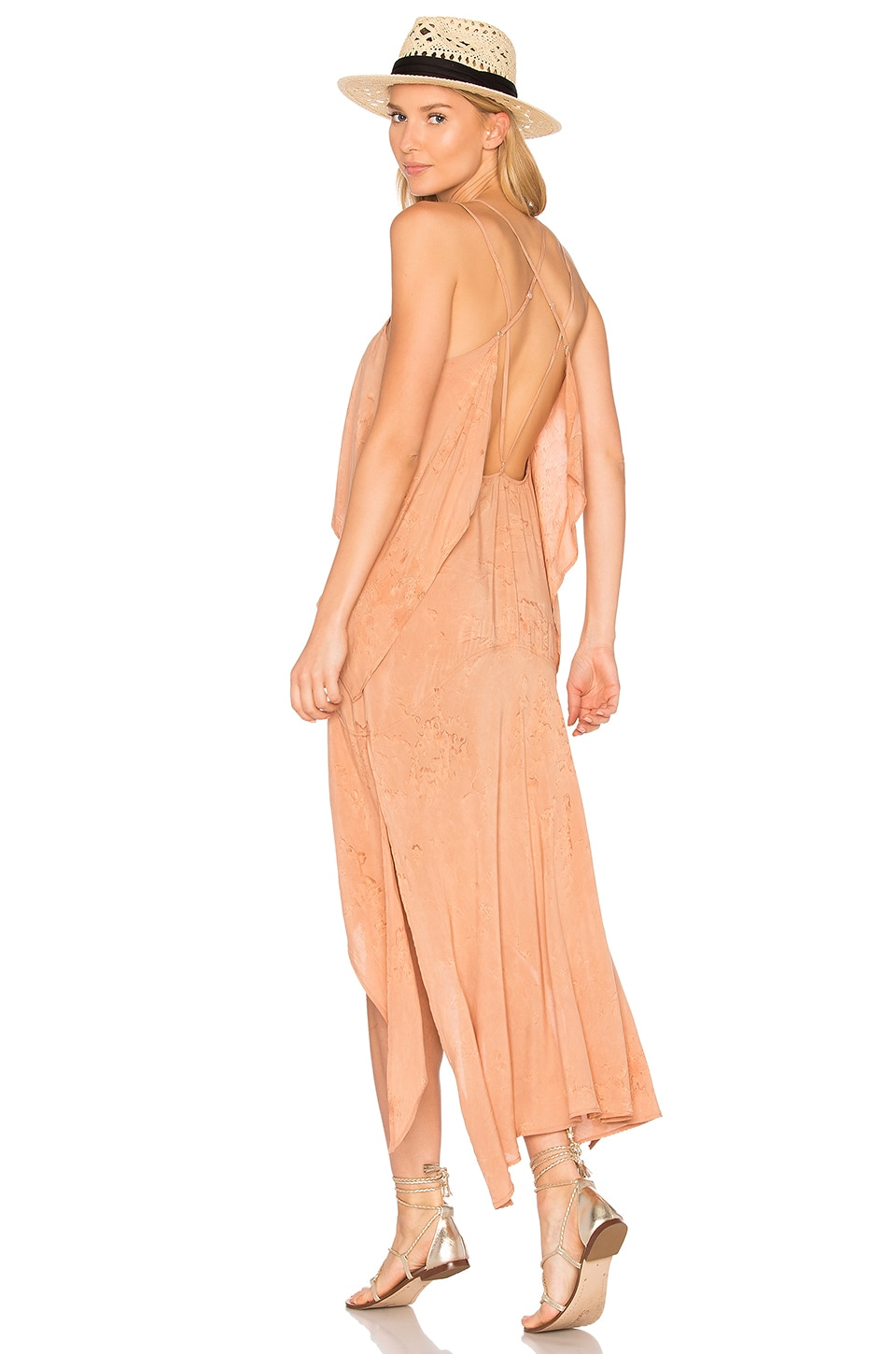 Casbah Tiered Maxi