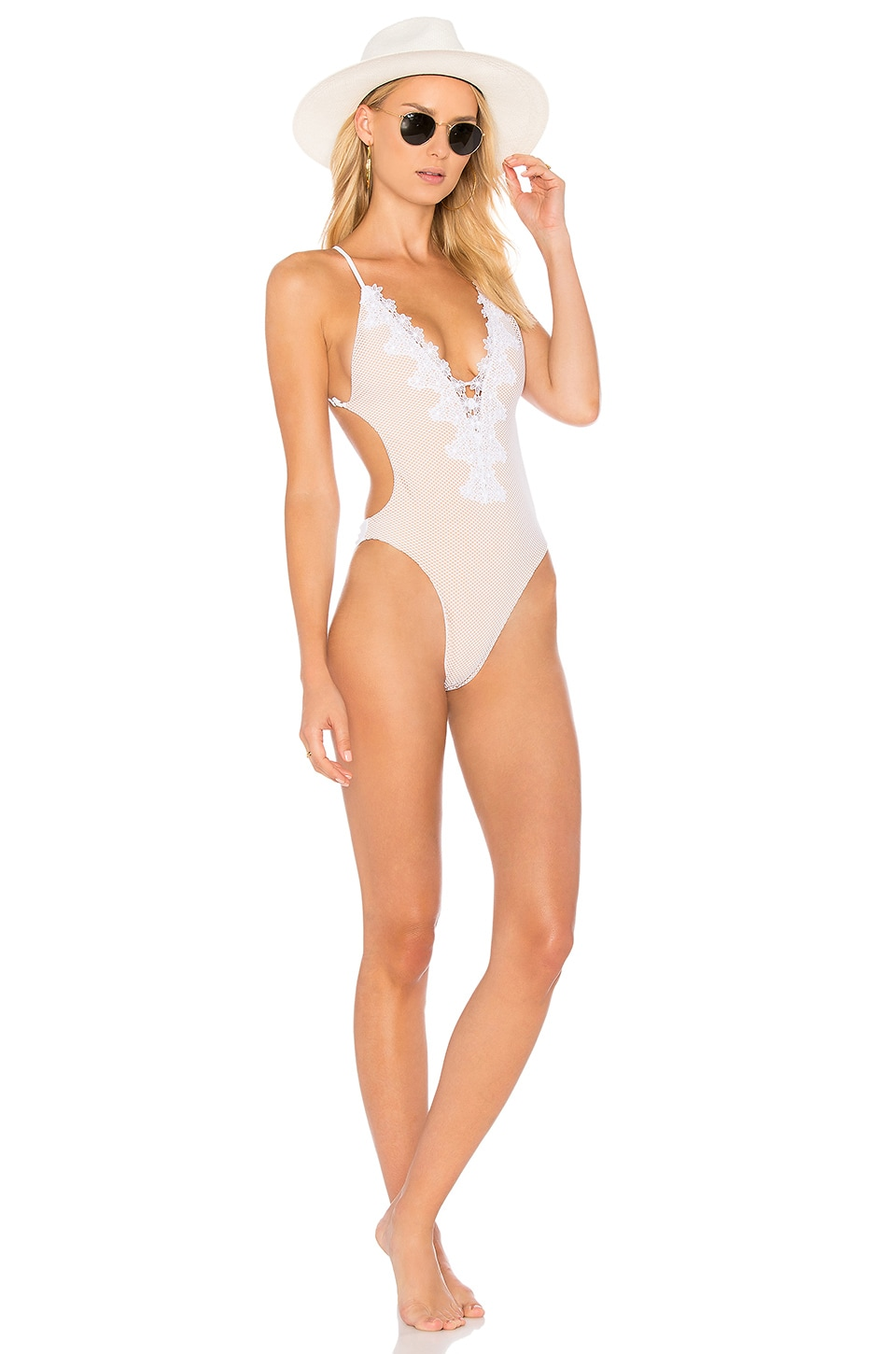 Magnolia One Piece Swimsuit