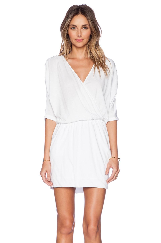 Modal Jersey Wrap Dress