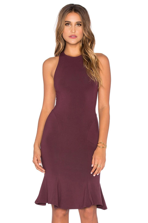 Jersey Pleated Tank Dress