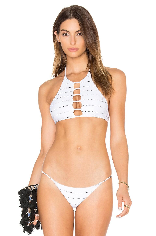 Strappy Halter Bikini Top