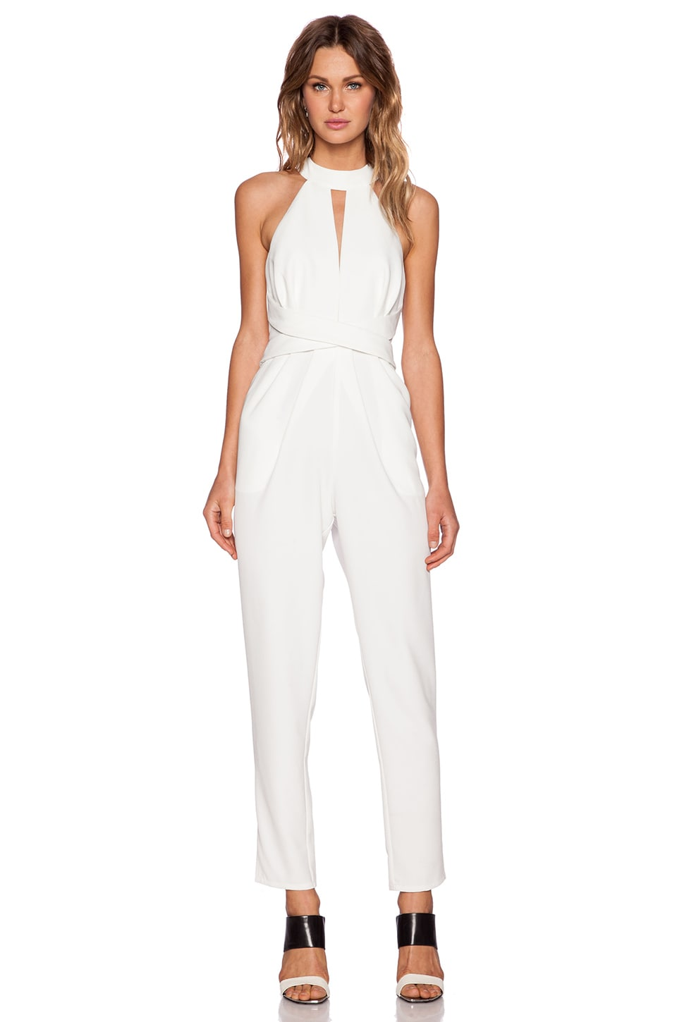 Breaking Hearts Jumpsuit