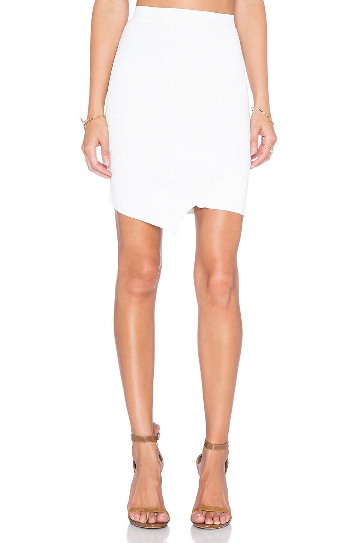 Queensland Asymmetrical Skirt