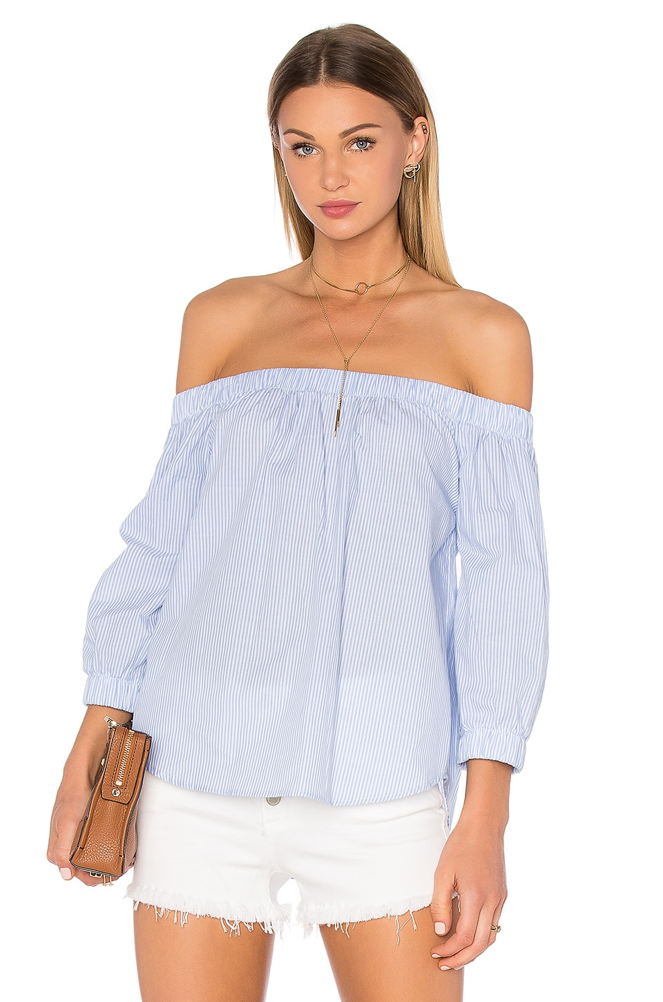 Jupiter Off Shoulder Top