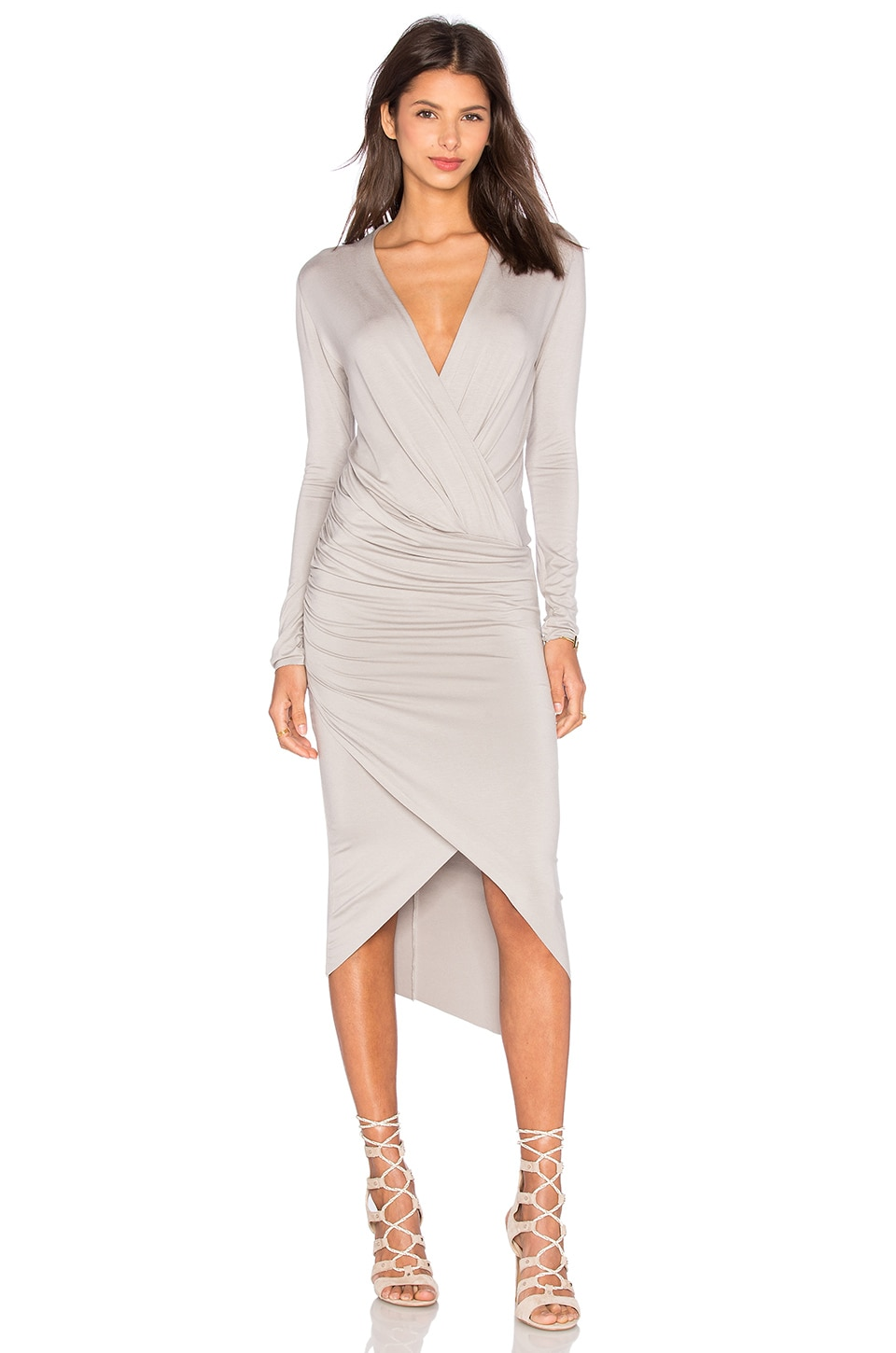 Cassie Wrap Dress