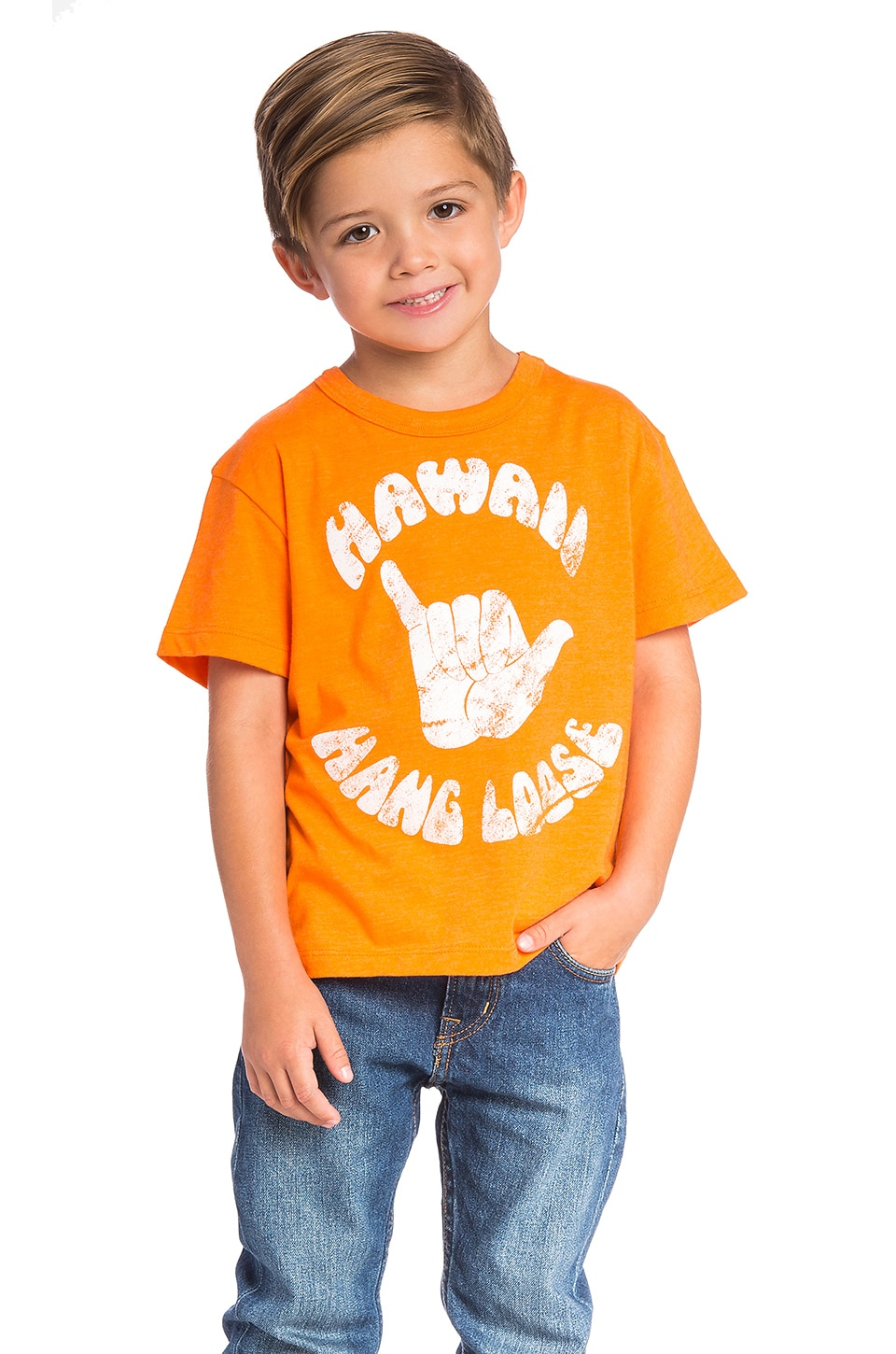 Hawaii Hang Loose Tee