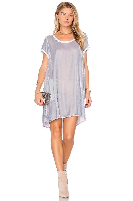 Elodie Cap Sleeve Velvet Dress