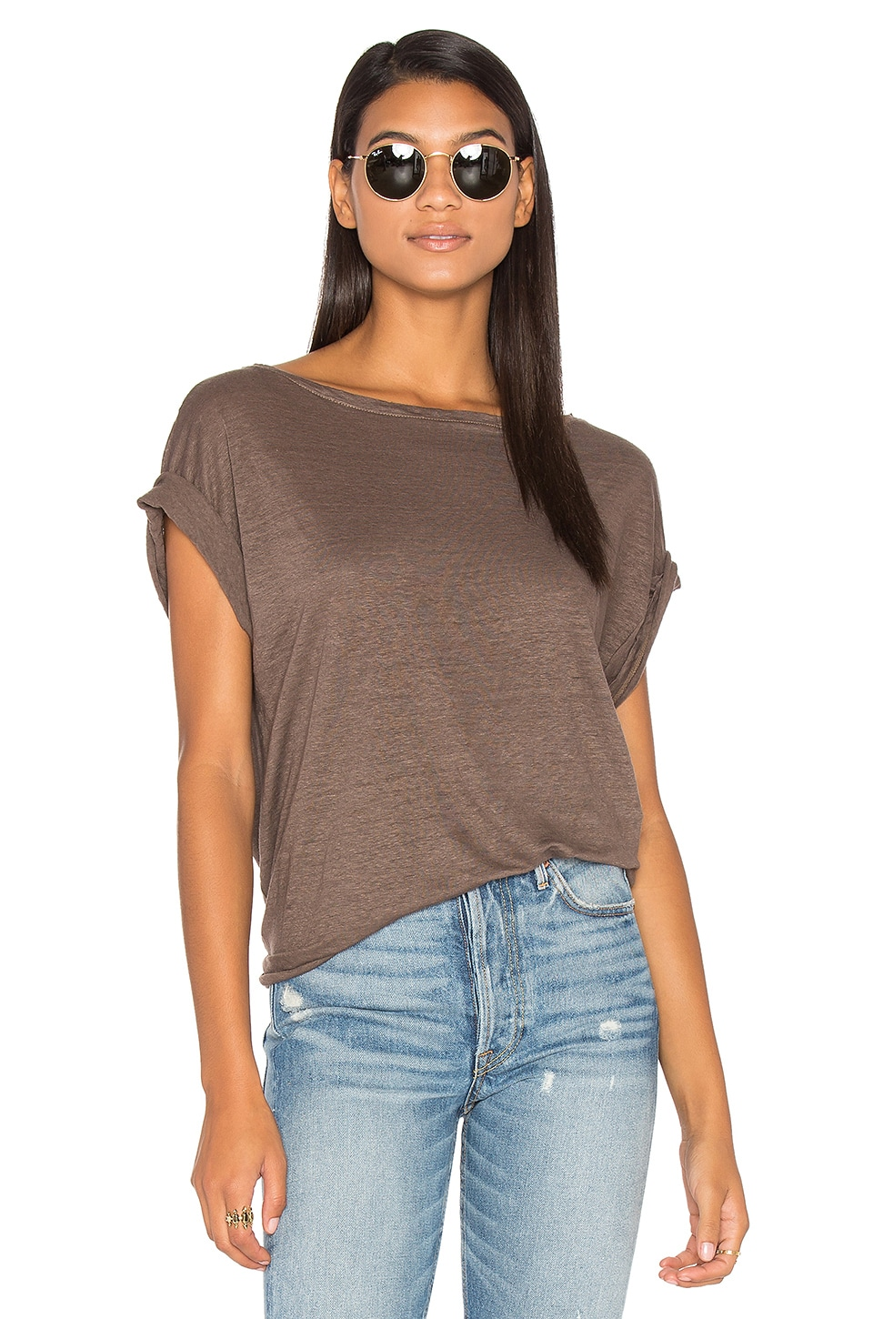 Ellery Off Shoulder Tee