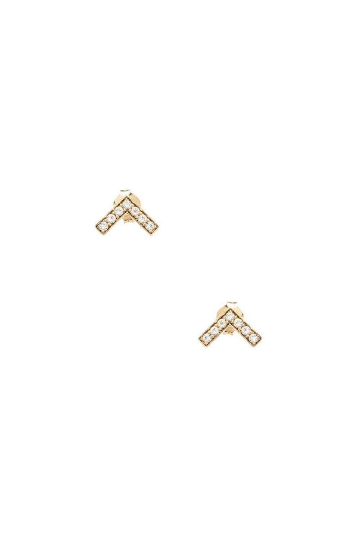 Edo Stud Earrings