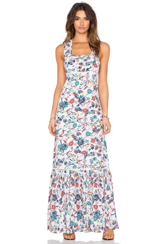 Dolce Flora Maxi Dress
