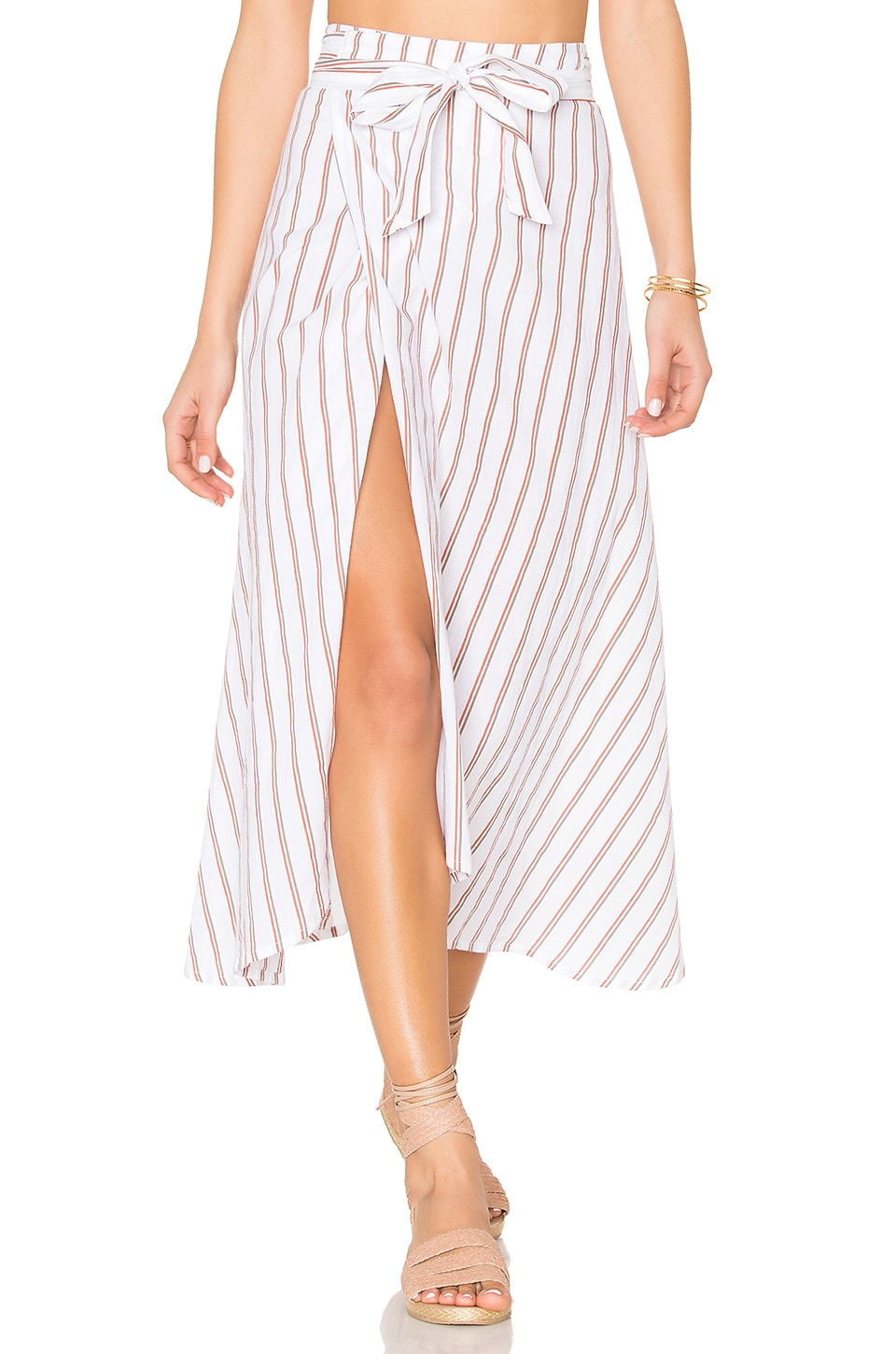 Caribe Wrap Skirt