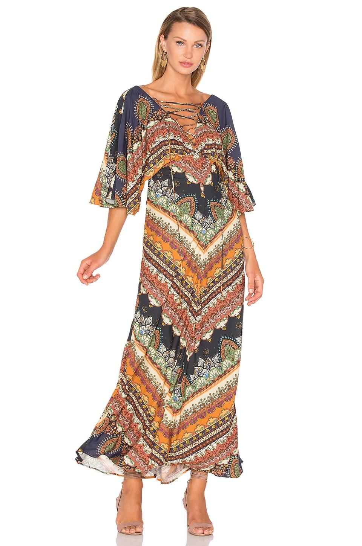 Etniquita Maxi Dress