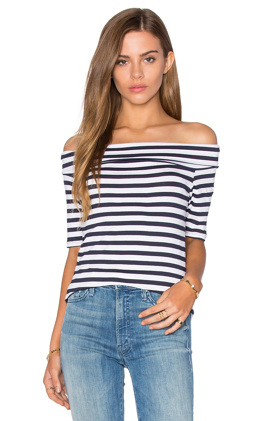 Linzee Off Shoulder Top