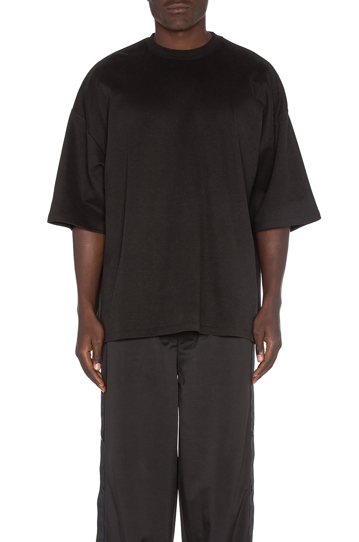 Oversized Crew Neck T Shirt