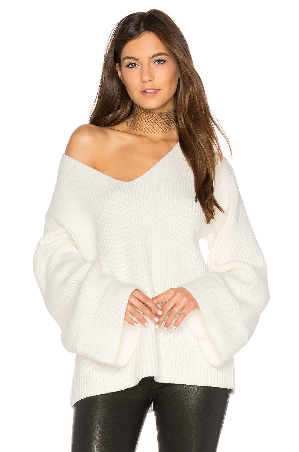 Frederick Flare Sleeve Knit