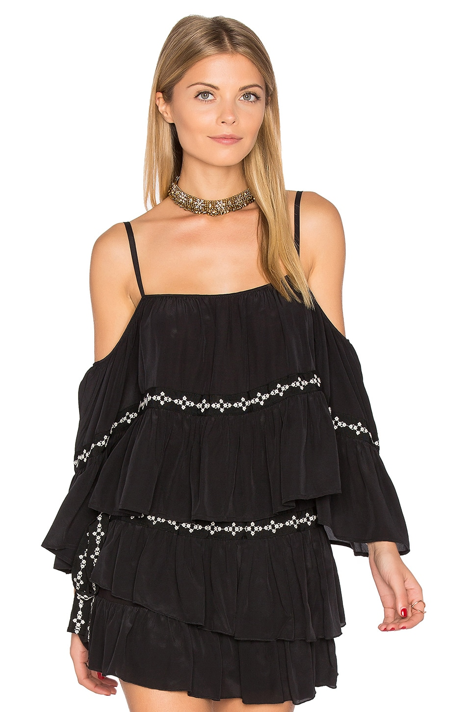 Montmartre Off Shoulder Top
