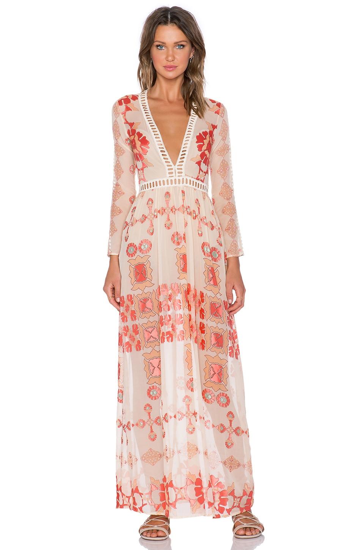 Barcelona Maxi Dress