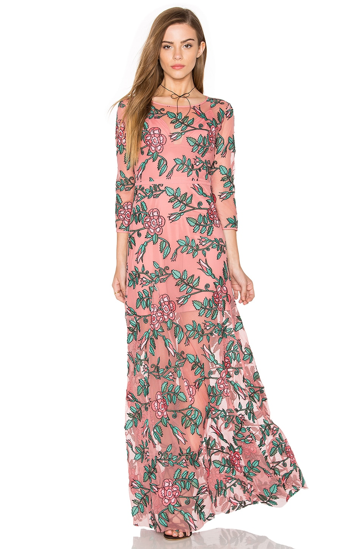 Rosali Maxi Dress