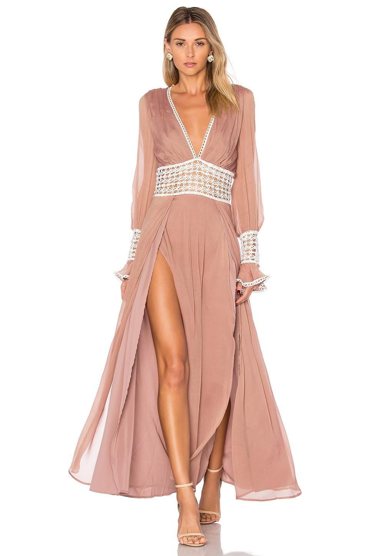 Celine Maxi Dress