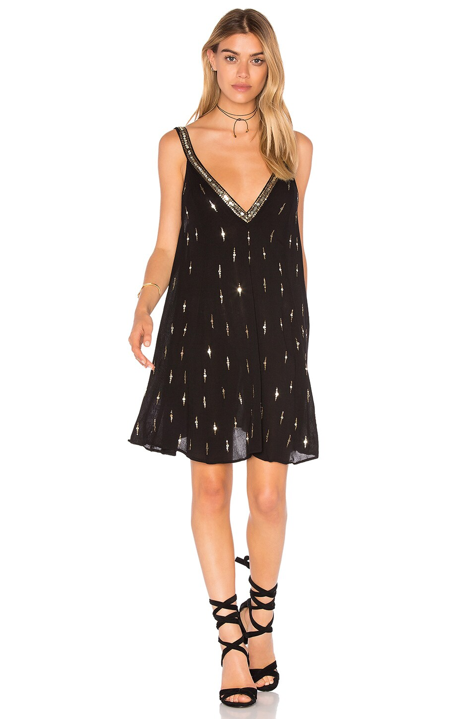Rising Sun Slip Dress