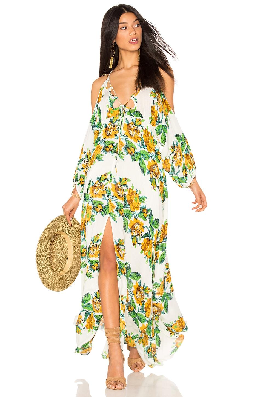 Monarch Maxi Dress