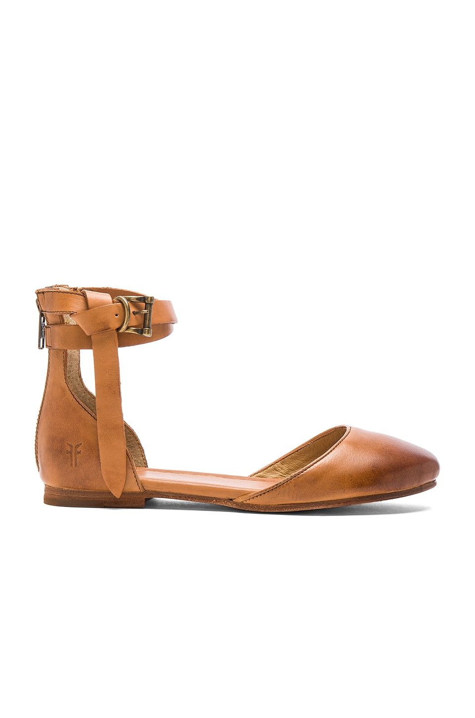 Carson Knotted Ballet Flat