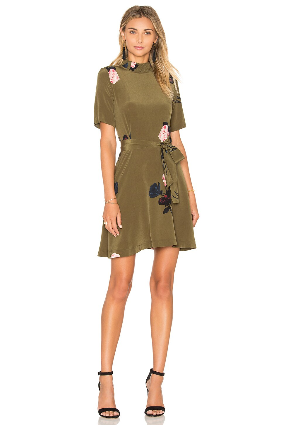 Donaldson Silk Mini Dress