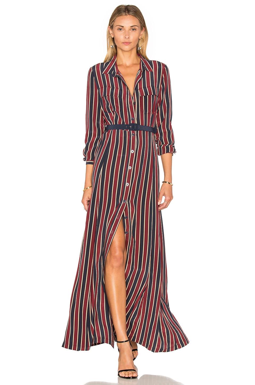 Donaldson Silk Maxi Dress