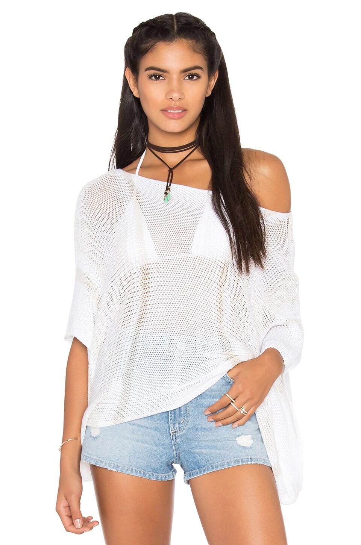 Star Chaser Crop Sweater