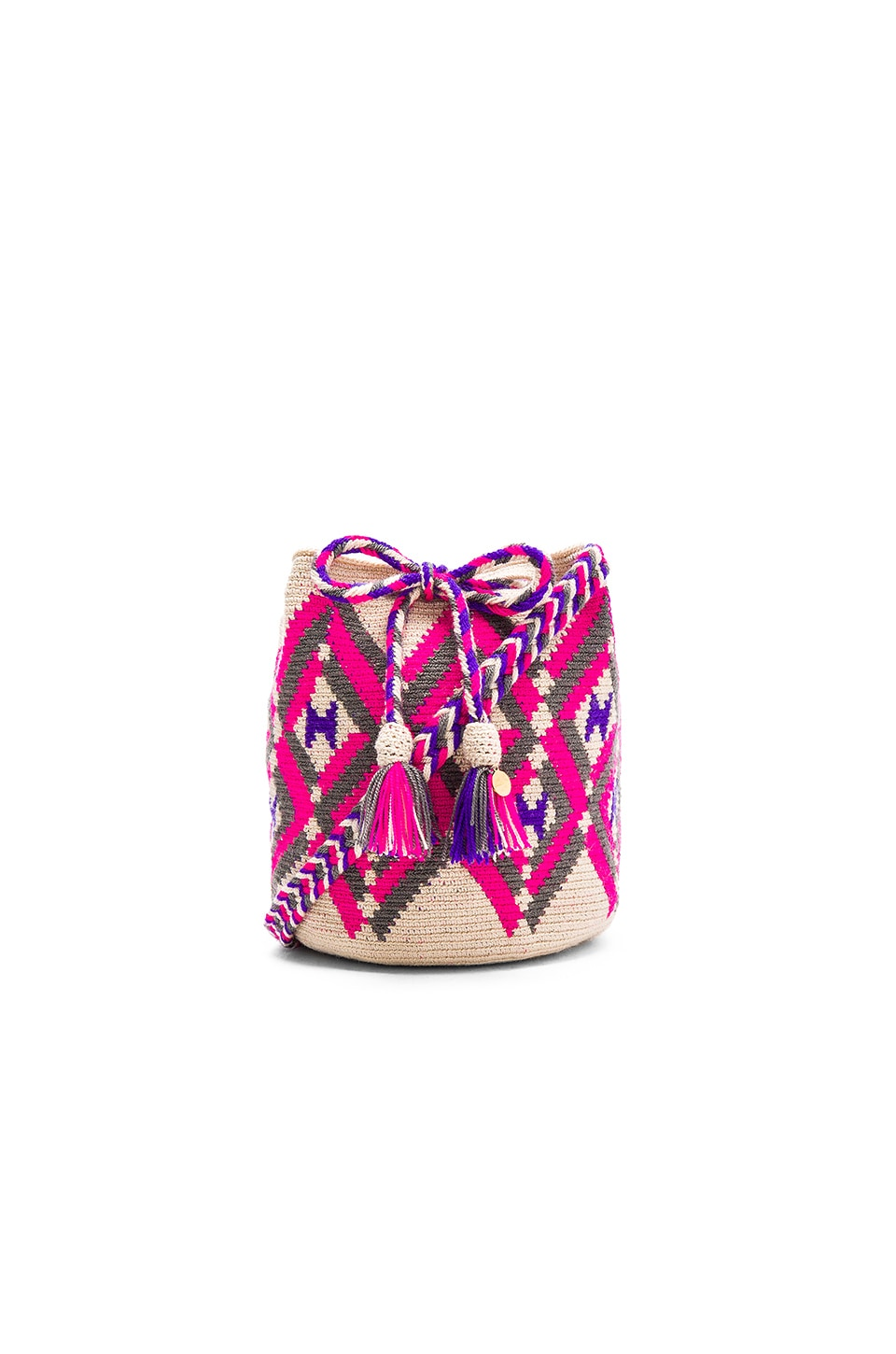 Tribal Medium Bucket Bag