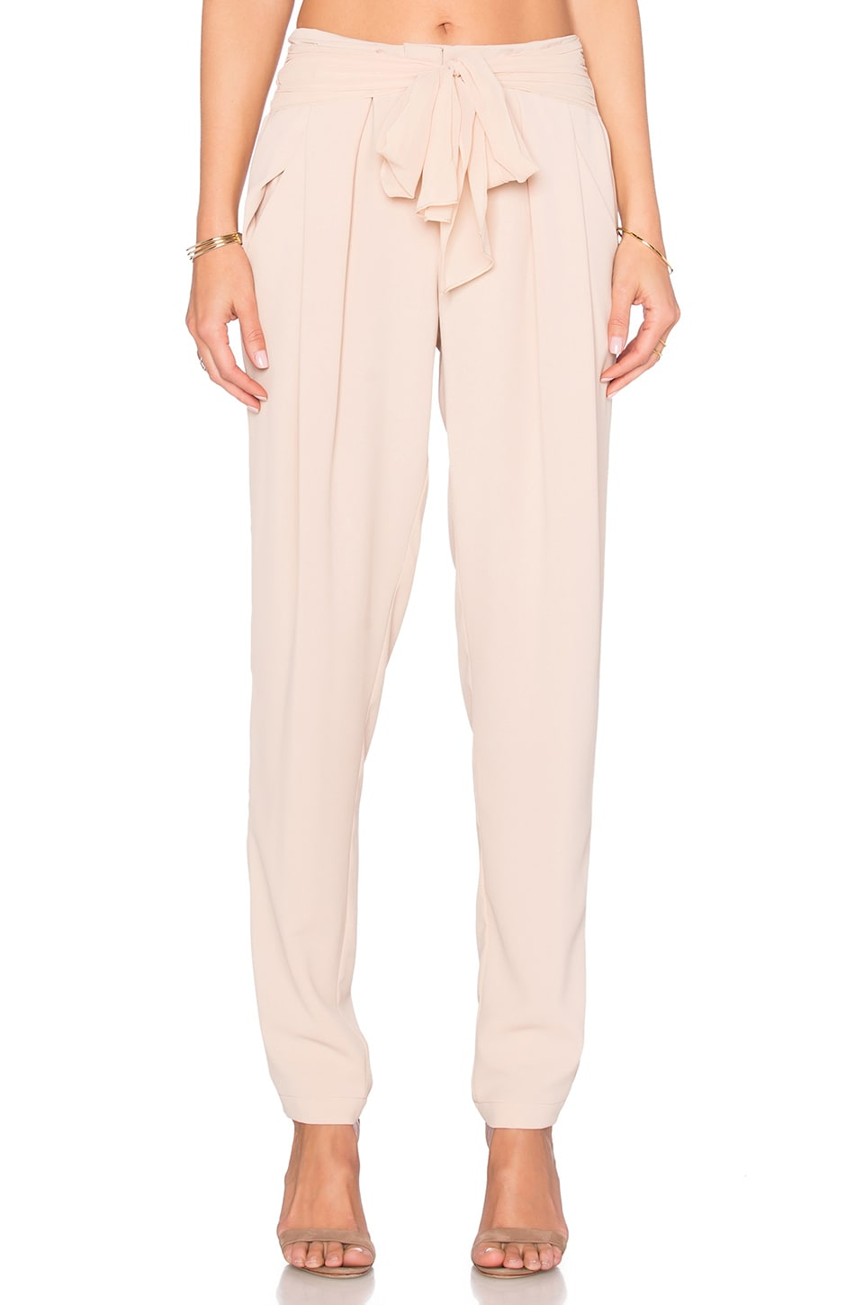 Thalia Belted Pant