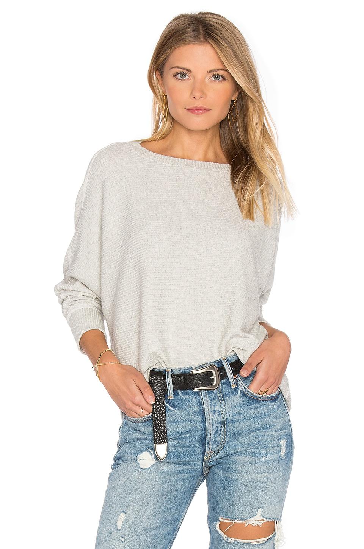 Asymmetric Dolman Sweater