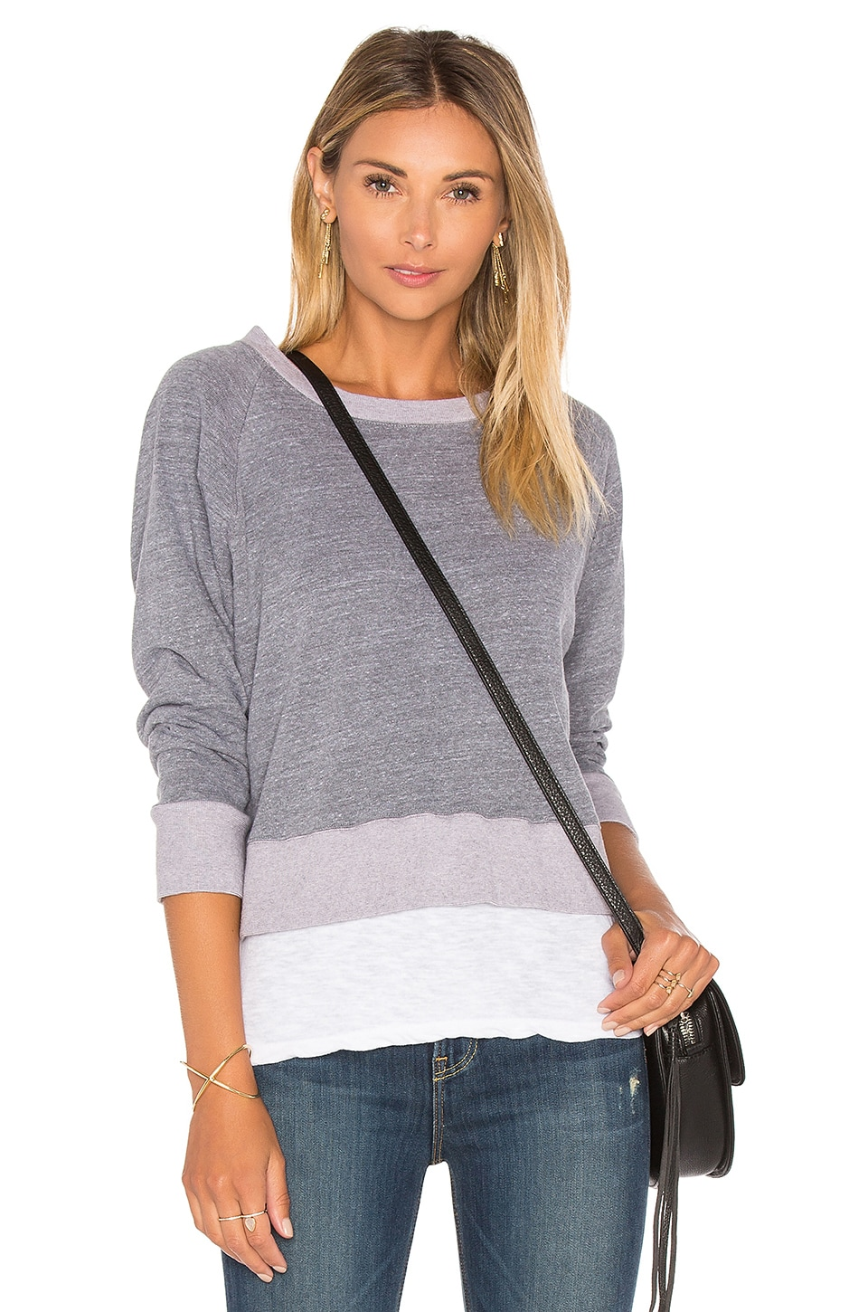Double Layer Raglan