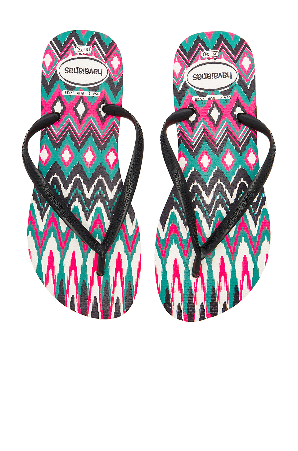 Slim Tribal Sandal