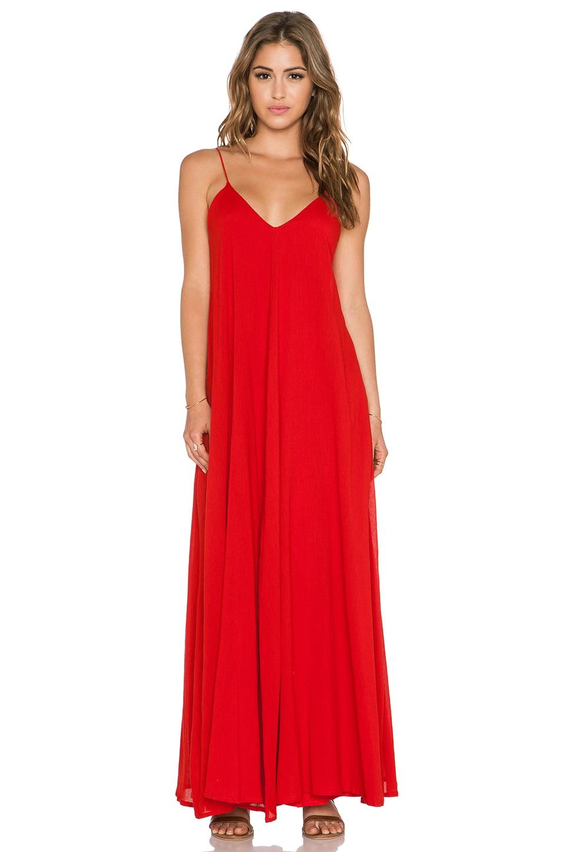 Penda Pocket Maxi Dress