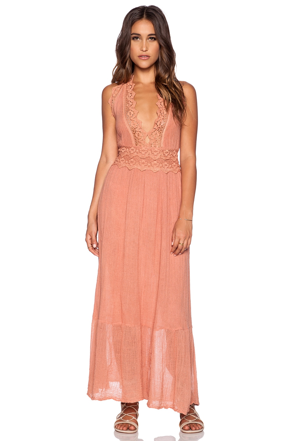 El Corazon Maxi Dress