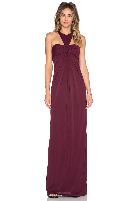 Y Back Maxi Dress