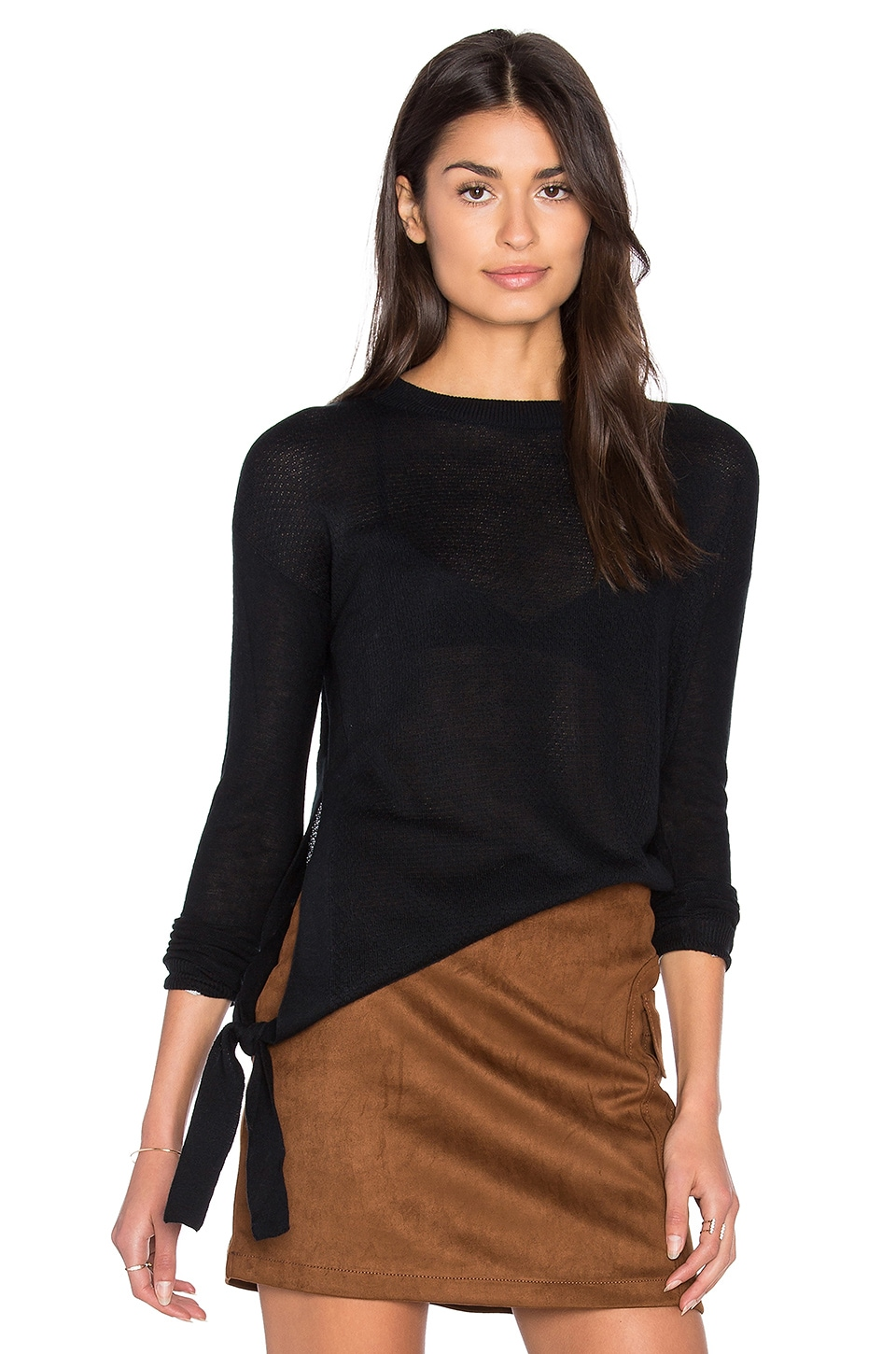 Marti Tie Side Sweater