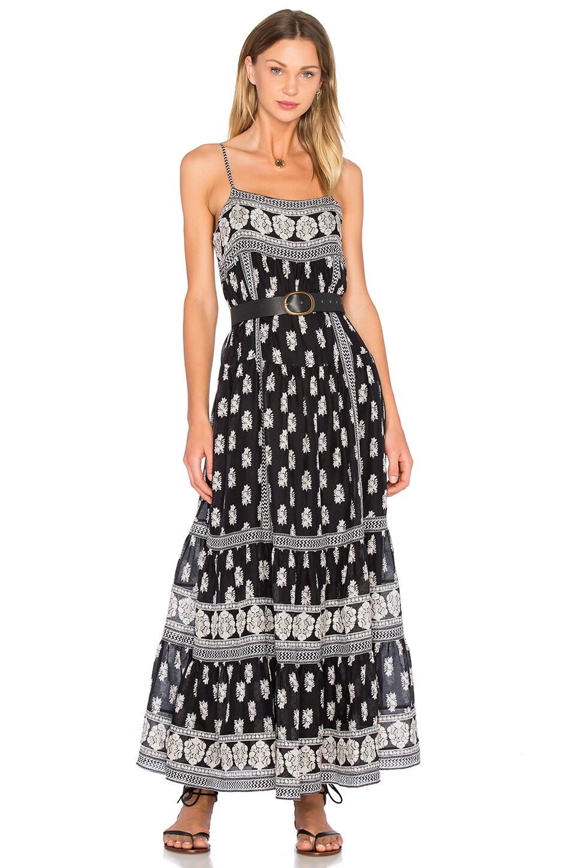 Knightly Maxi Dress