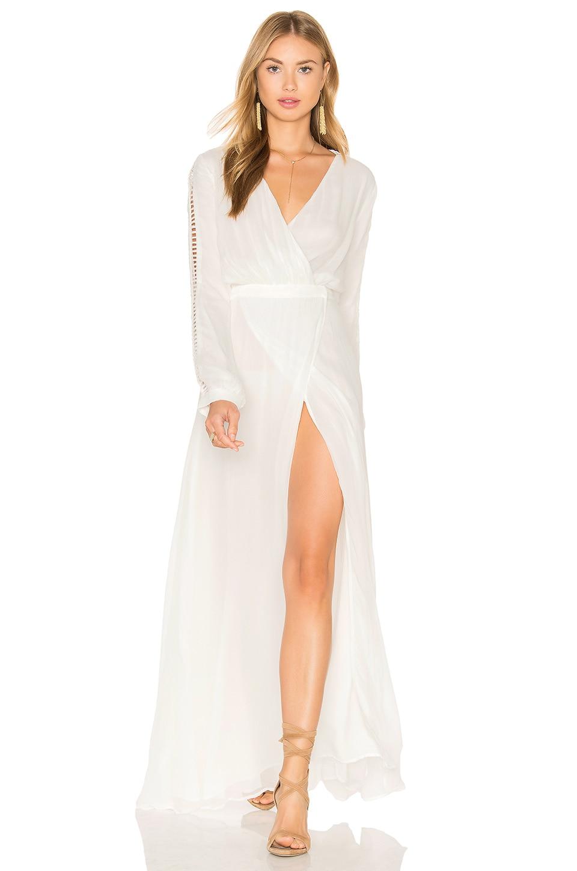 La Isla Maxi Dress