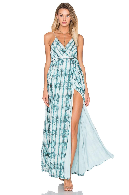 Serpiente Maxi Dress