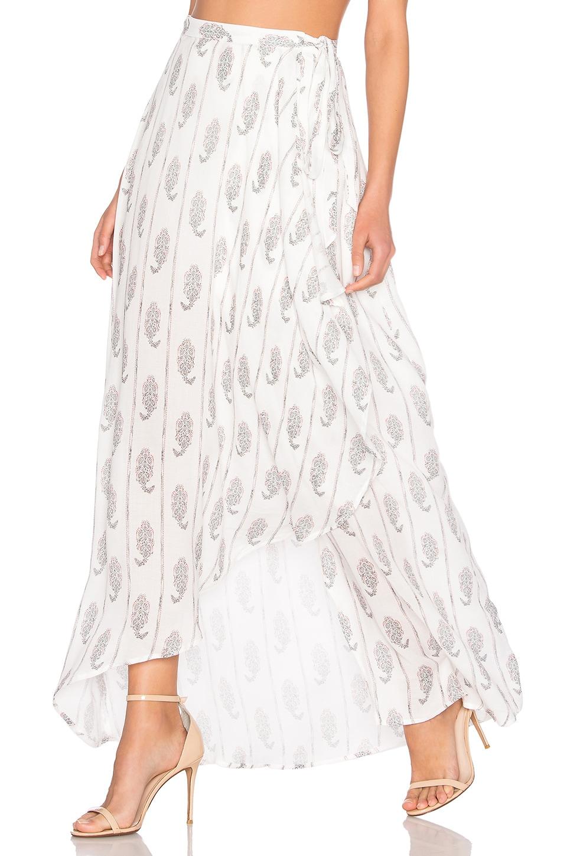 Hayworth Maxi Skirt