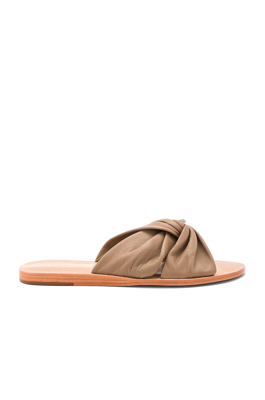 Belem Knot Slide Sandal