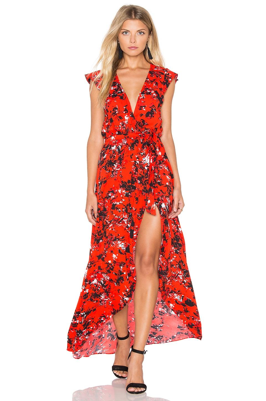 Tamara Print Maxi Dress