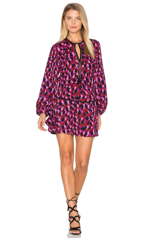 Titti Print Mini Dress