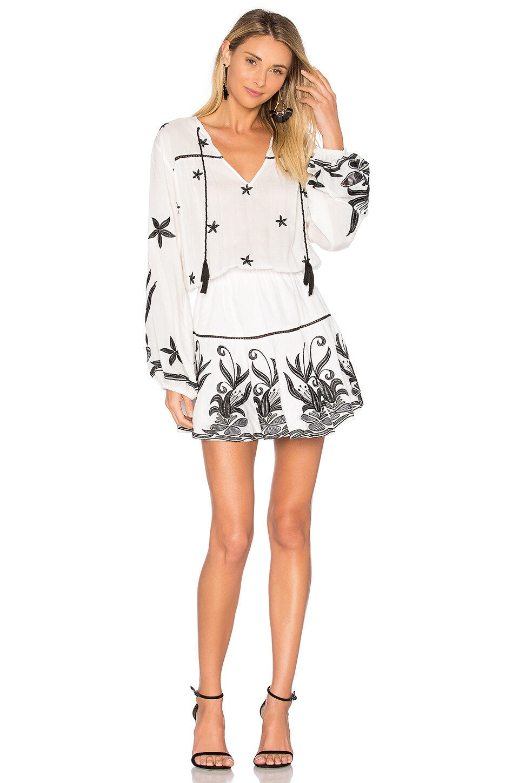 Amanda Embellished Mini Dress